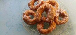 Rosquillas de anís al horno