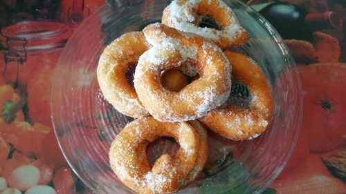 Rosquillas de anís Thermomix